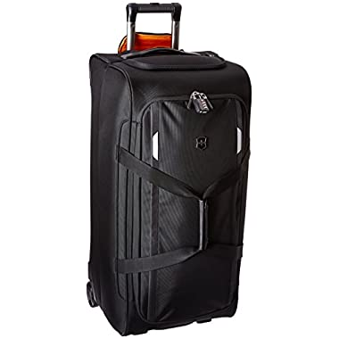 Victorinox Werks Traveler 5.0 WT Wheeled Duffel, Black, One Size