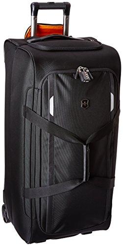 Victorinox Werks Traveler 5.0 WT Wheeled Duffel, Black, One Size by Victorinox