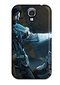 Cute Appearance Cover/tpu ElrFMrw7941tNvdR Middle-earth: Shadow Of Mordor Case For Galaxy S4