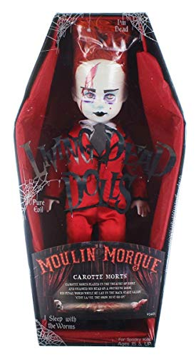 Living Dead Dolls Series 33 Moulin Morgue: Carotte Morts (Living Dead Dolls Day Of The Dead)