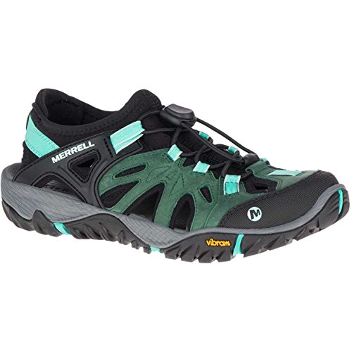 Merrell All Out Blaze Sieve Womens Watersport Shoes 9.5 B(M) US Women Mojito by Merrell