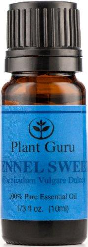 Фенхель сладкий Эфирное масло. 10 мл. 100% Pure, неразбавленном виде, терапевтической степени чистоты.