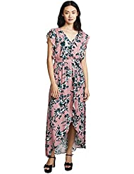 Splendid Womens Painted Floral Dress