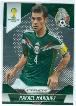 7e0bdd17c12 Image Unavailable. Image not available for. Color  Rafael Marquez trading  card (Mexico Barcelona ...