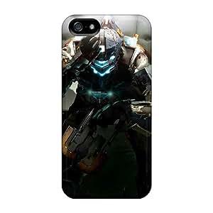 TimeaJoyce Apple Iphone 5/5s Anti-Scratch Hard Phone Case Customized Stylish Dead Space 2 Game Pattern [hoB17773xmpN]