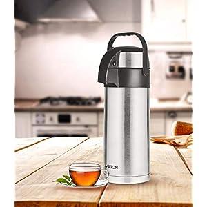 Milton Beverage Dispenser 3500 Flask, Steelplain (3.58L)