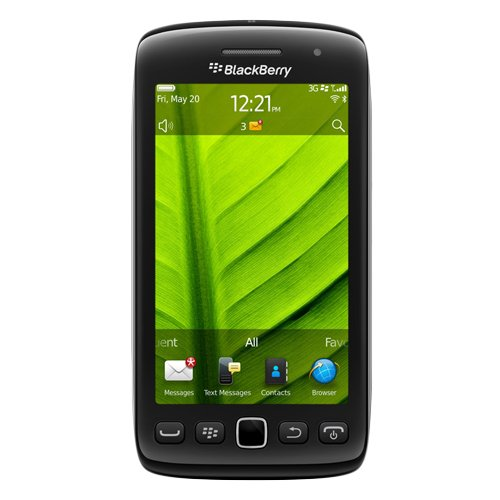 0 Unlocked 3G GSM Phone with 3.7-Inch Touch Screen, 5MP Camera, Wi-Fi, Bluetooth and GPS - US Warranty - Black ()