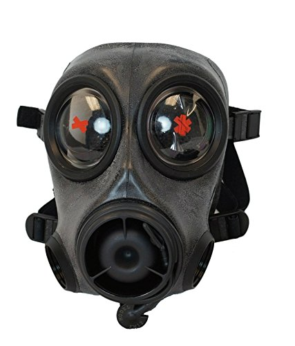 Avon Mask (Gas Mask, Avon FM12, Twin Port, Size Large…)