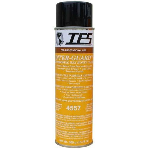 IES #4557 Inter-Guard Waterproofing Wax Honey Coat 13.75 FL OZ (1)
