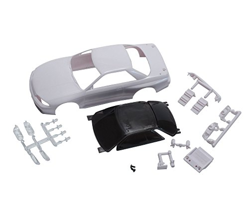 Kyosho Nissan Skyline GT-R R32 White Body Set (unpainted) Parts for RC MZN155