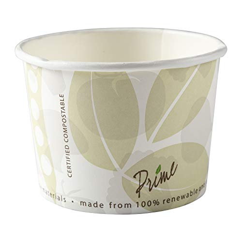 CiboWares 16 Oz Disposable Paper Food Containers, Made from Biodegradable Paperboard, Case of 500 from CiboWares
