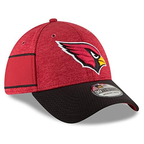 スタイルシャンプー浸したニューエラ (New Era) 39サーティ キャップ - サイドライン ホーム アリゾナカーディナルズ (Arizona Cardinals)