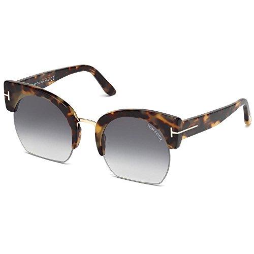 Tom Ford Sonnenbrille Savannah (FT0552) Havanna