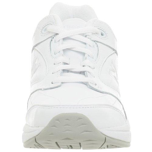 New Balance Womens WW926 Walking Shoe,White,13 D