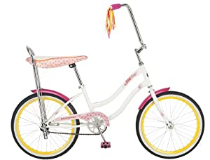 Schwinn Girl S 20 Inch Spirit Banana Seat Polo Bike