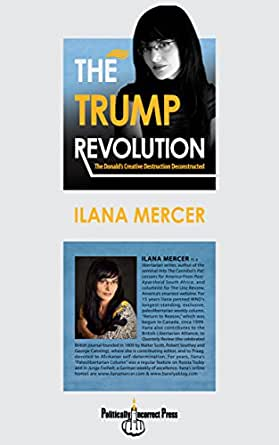 The Trump Revolution: The Donalds Creative Destruction Deconstructed (English Edition)