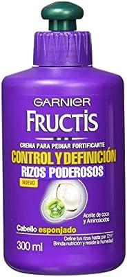 Garnier Fructis Crema para Peinar Rizos Poderosos, 300 ml