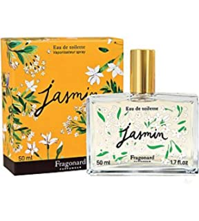 Fragonard Parfumeur Limited Edition Jasmin Eau de Toilette - 50 ml