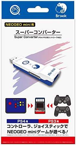 【NEOGEO mini用】 スーパーコンバーター (PS4/PS3用コントローラ対応) - NEOGEO mini