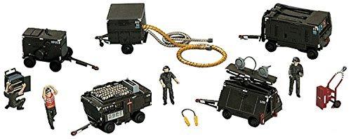 round Equipment Model Kit by Hasegawa (Aerospace Ground Equipment)