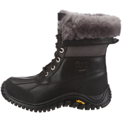 Large Product Image of UGG Women's Adirondack II Winter Boot, Black/Grey, 8.5 B US