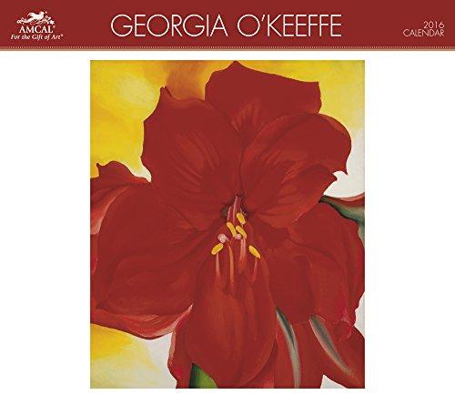 Georgia O'Keeffe Wall Calendar (2016)