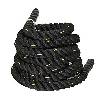 - Seil Schlacht Heavy Line 13 kg 9 m 50 mm – Battle Rope