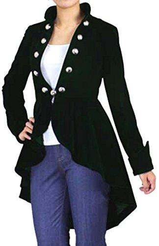 Velvet Vintage Coat - 9