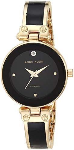 Anne Klein Women's Genuine Diamond Dial...