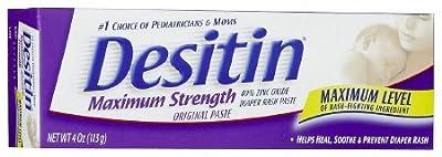 DESITIN Maximum Strength Diaper Rash Paste by Desitin