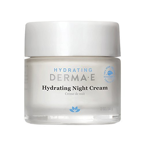 Hyaluronic Acid Night Creme, Intensive Rehydrating Formula, 2 oz.