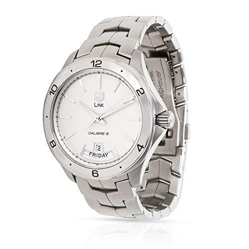 Tag Heuer Link Automatic-self-Wind Male Watch WAT2011.BA9051 (Certified Pre-Owned)