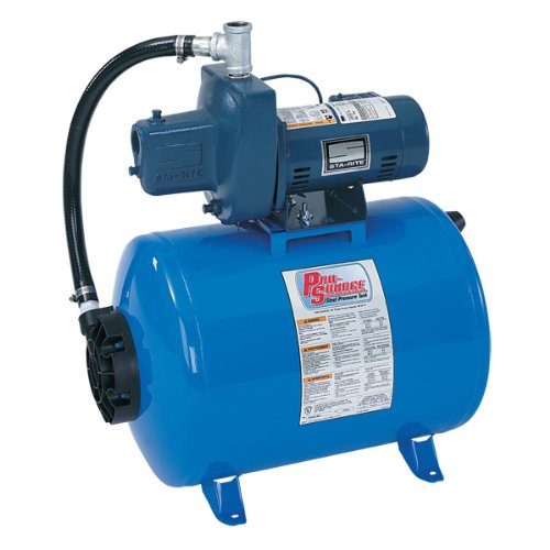 (Sta-Rite SNCP42 Water Pressure Boosting System)