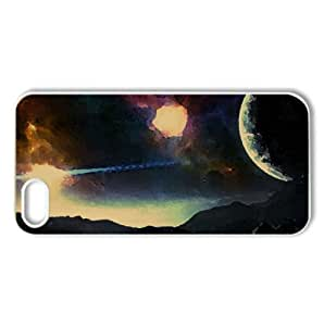 Painting Watercolor style Cover iPhone 5 and 5S Case