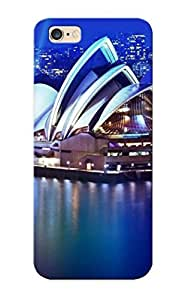 Pretty DKbTdqE2109zOqQu Iphone 6 Plus Case Cover/ Sydney Opera House Series High Quality Case For Thanksgiving Day's Gift