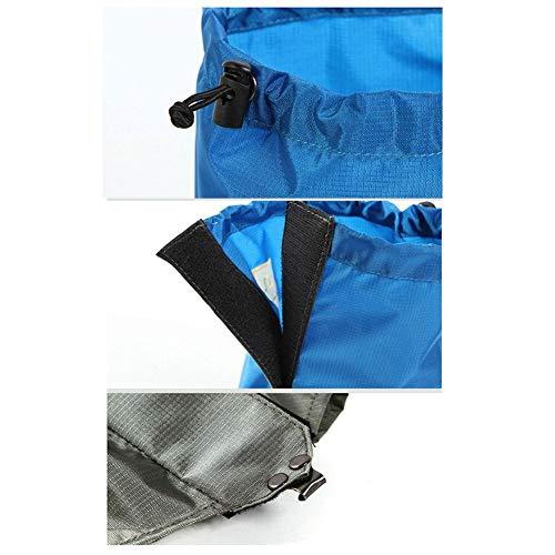 buy online 90029 96085 Da Nylon Armatura Unisex Anti Reputedc Leggings scivolo Caccia Neve 210t  Oxford Per Resistenti Escursionismo Adulti Trekking Blu 600d Con ...