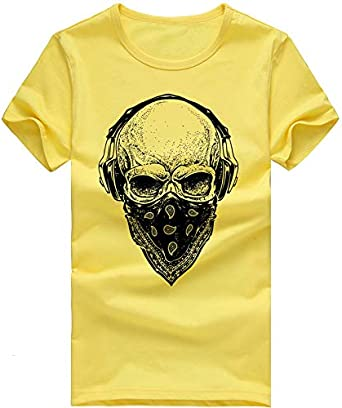 Camiseta de los Hombres,Honestyi Polos de Imprimiendo T ...
