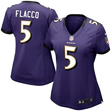 joe flacco jersey womens