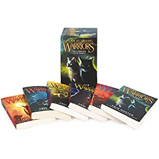 Warriors: A Vision of Shadows Box Set: Volumes 1 to 6
