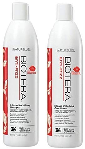 Biotera Anti-Frizz Intense Smoothing Shampoo & Conditioner 15.2oz each