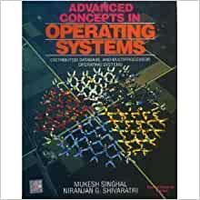 Advanced concepts in operating systems by singhal and shivratri