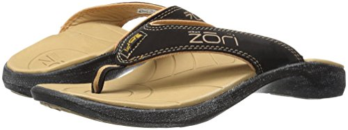 7364de71be2 Neat Feat Men s Zori Sport Orthotic Slip-on Sandals Flip Flop