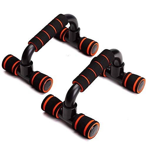 LALA LIFE Push Up Bar Stand with Soft Grip for Gym Exercise Fitness Home Workout Push Up Bars Stand Handle Fat Burning & Full Body Training for Chest & Arms Tool for Men and Women Price & Reviews