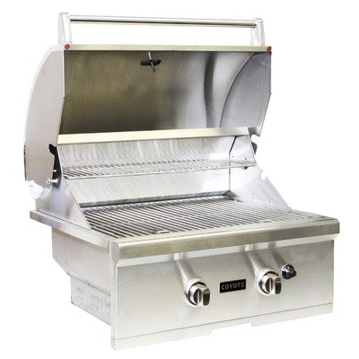 "C Series Grill Size: 34"", Type: Natural Gas"