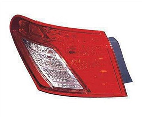 OE Replacement Tail Light LEXUS ES350 2007-2009 Multiple Manufacturers LX2804101N Partslink LX2804101