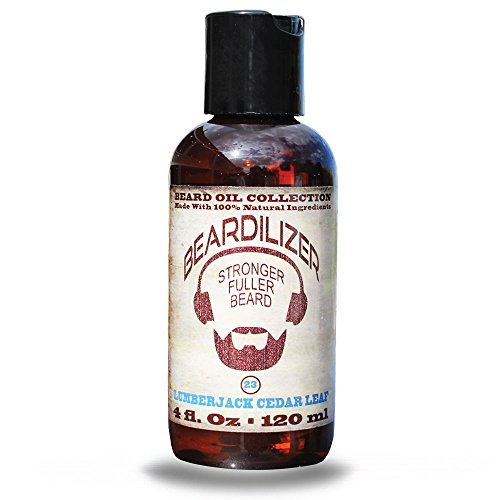 Beardilizer Beard Oil Collection Ingredients product image