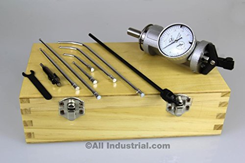 OKSLO Coaxial Centering Indicator Co-Ax Precision Milling Machine Test Dial CNC