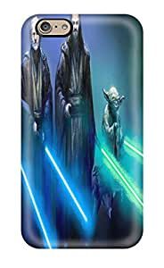 Iphone 6 Case Cover Lightsaber Star Wars Yoda Jedi Case - Eco-friendly Packaging