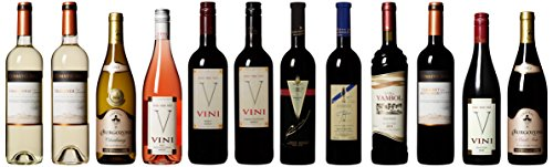 Bulgarian Master Vintners Sample Case Mixed Pack 12 x 750 mL