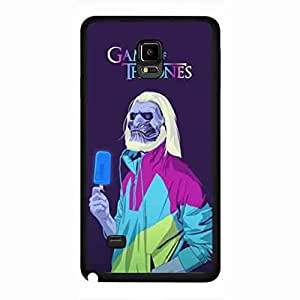 Adorable Game of Thrones Phone Funda Game of Thrones Samsung Galaxy Note 4 Phone Funda Generic Smartphone Funda 047